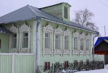 Dom-muzeum Rasputin, wsi Pokrovskoye