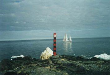 Le point le plus au nord de l'Eurasie – Cap Tcheliouskine