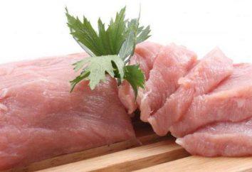 Potrawka z mięsa wieprzowego: interesujące recepty