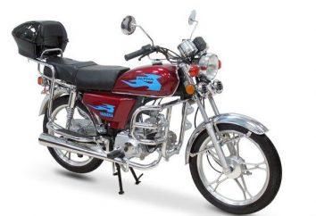 """Ciclomotor """"Alpha"""" (72 cc.): Especificações"""