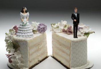 Umowa w sprawie podziału majątku małżonków: próbkę. Umowa w sprawie podziału majątku małżonków: jak zrobić?