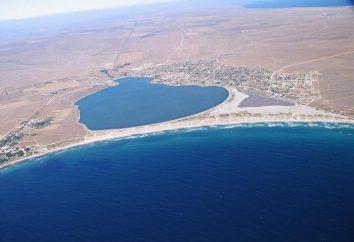 la descripción y reseñas: hoteles cerca del mar Olenevka Crimea,