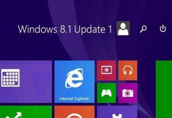 Jak zaktualizować Windows 8: wspólne rozwiązania