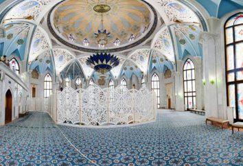 La principale mosquée de Kazan. Mosquée Kazan: l'histoire, l'architecture