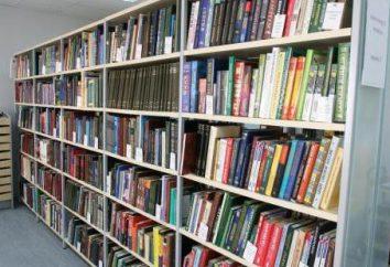 biblioteca Surgut: uma entidade separada para cada