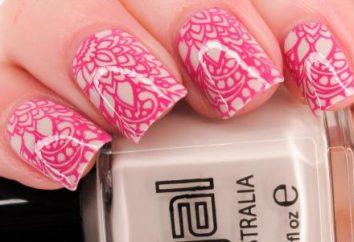 Stamping Nail: recensioni, attrezzature, foto