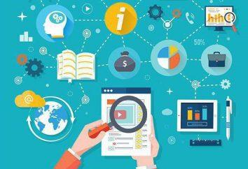 O ambiente de informação moderno é o quê?