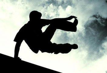 Parkour – o que é? Parkour: Stunts, elementos