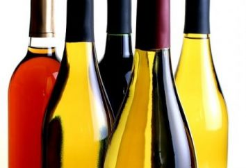 eine Flasche Wein. Geschichte der Kapazität und Merkmale ihrer Formen