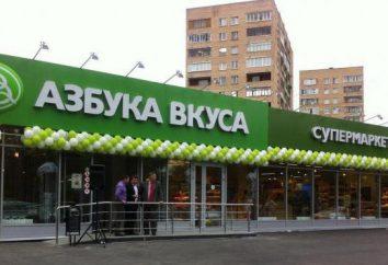 """jedzenie sieć supermarketów """"Alfabet Smaku"""": opinie ekspertów. """"Alfabet Smaku"""" (Moskwa, Petersburg): ceny"""