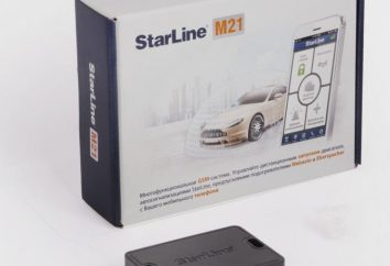 """""""Starline M21"""": Installationsanweisungen Diagramm Bewertungen"""