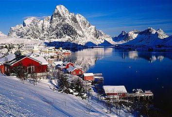 Vacances d'hiver en Norvège