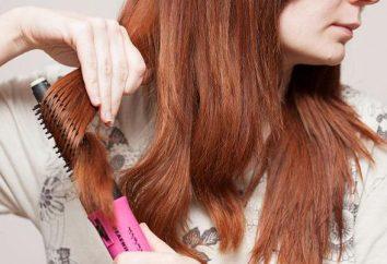 Sèche-cheveux avec brosse pivotante: comment choisir?
