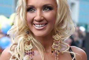 Lera Kudryavtseva: taille, poids. Maquillage et coiffure étoile
