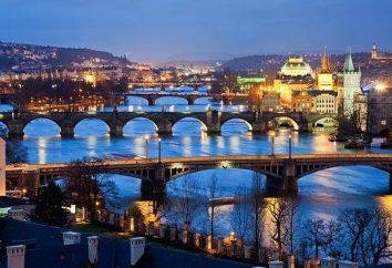 Cidades da República Checa, vale a pena ver