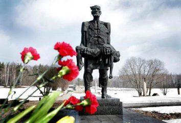 Le mémorial « Khatyn »: l'histoire, la description de l'itinéraire