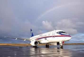 """La Carta compagnia aerea russa """"Centro-Sud"""""""