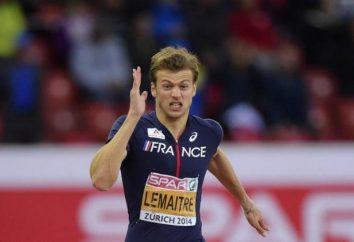 O corredor francês Christoph Lemaitre: biografia, realizações e fatos interessantes