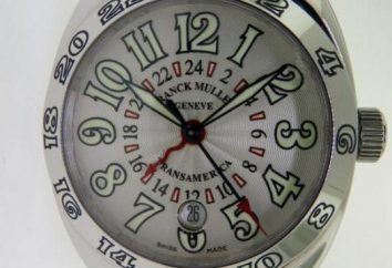 Franck Muller – Uhren. Fotos und Bewertungen