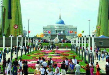 Dia da Independência do Cazaquistão: importância férias para a República