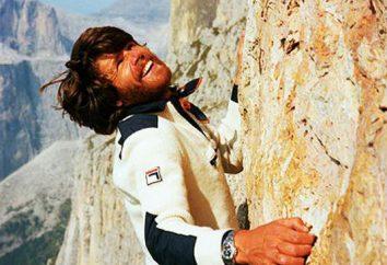 Góral Messner Raynhold: biografia, zdjęcia, życie osobiste, żona, cytaty