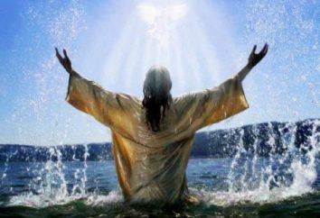 Nel Battesimo quando prende in acqua – fatti importanti