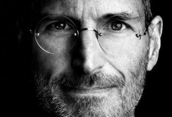 filhos ilegítimos e zakonorozhdennye Steve Jobs