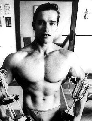 schon - Arnold Schwarzenegger Lebenslauf