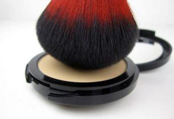 pinceau kabuki. Pinceaux de maquillage. Pinceaux de maquillage professionnels