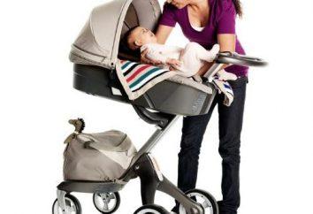 Cradles Kinderwagen: Grundanforderungen