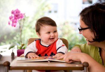 Quando as crianças começam a falar? Como ajudá-los a aprender a falar?
