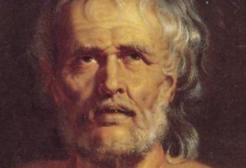 Seneca. tutor de Nerón