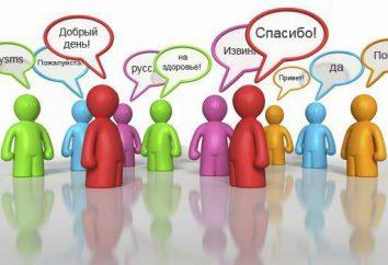 Deklinacja nazw geograficznych w języku rosyjskim: cech i zasad