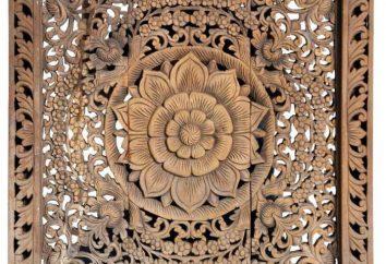 Ranurado talla de madera: características, la elección de la madera, consejos útiles