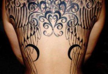 tatuaggio alla moda con benefici per la pelle: come disegnare un tatuaggio te stesso