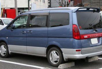 Nissan Serena – ein Minivan mit zweiundzwanzig Erfahrung