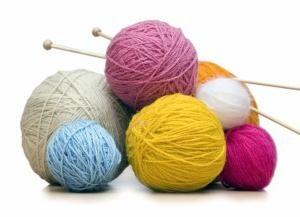 O que usar para agulhas de tricô? Como marcar dobradiças nos raios?