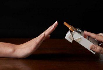 ¿Cómo dejar de fumar con la ayuda de refresco? Métodos críticas