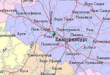 Revda (região Sverdlovsk): história, a indústria e as atracções da cidade