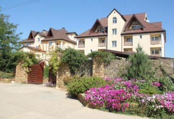 """Villa """"Magic"""", Crimea: una revisión, descripción y comentarios"""