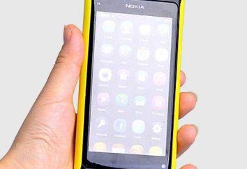 Smartphone Nokia N9: uma revisão, características e opiniões