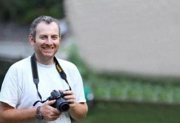 Alexander Lapshin – blogger: biografia
