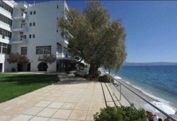 Hôtel SIAGAS Beach Hotel 3 * (Grèce / Péloponnèse): photo, avis