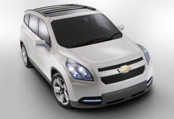 Chevrolet Orlando, opiniones y características