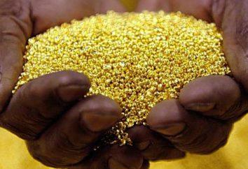 Investir em ouro. É rentável manter o dinheiro em ouro?
