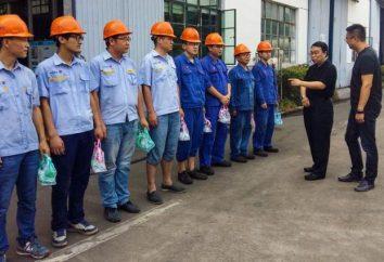 instruções de segurança do trabalho para engenheiros de segurança do trabalho, os equipamentos operando