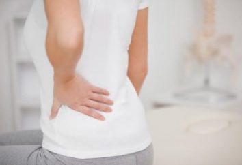 Il dolore nella parte sinistra della schiena in vita – quello che un sintomo?