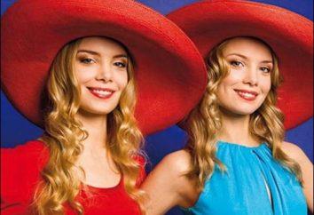 Olga e Tatiana Arntgolts – irmãs, talentosa atriz e mulher bonita