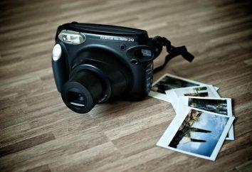 Fujifilm Instax 210 Appareil photo: description, caractéristiques et commentaires