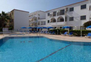 Amore Hotel Apts 3 * (Chipre / Protaras): descripción del hotel, las calificaciones